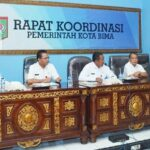 Sekda Pimpin Rakor Rencana Kerja TKPRD Kota Bima Tahun 2020