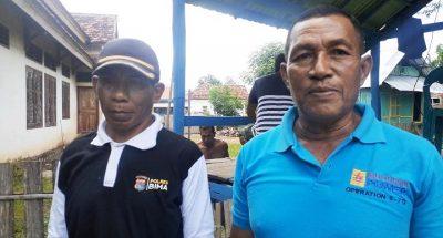 Ketua Tim dan Ketua Laskar IDP-Dahlan Kecamatan Bolo Balik Haluan Dukung Syafa'ad
