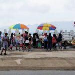 Tidak Peduli Covid-19, Warga di Kota Bima Tetap Doyan Kunjungi Tempat Ramai