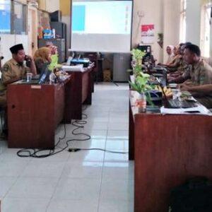 Maksimalkan Pelaporan Kerja Fisik dan Keuangan, Bagian APP Sosialisasi E-Monev