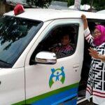 DPPPA Kota Bima Keliling Sosialisasi Bahaya Virus Corona