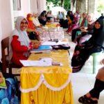 SDN 40 Kota Bima Rakor Pelajaran Jarak Jauh, Siswa Diberikan Bahan Belajar