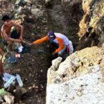 PUPR Perbaiki Talud Jebol di Jalan Puncak Jatiwangi