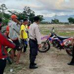 Latihan Motor Kros Dibubarkan Polisi, Dilakukan Lagi Bisa Dipidana