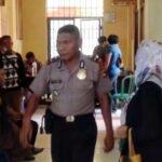 Polres Bima Kota Tiadakan Jam Kunjung Untuk Keluarga Tahanan