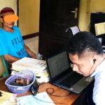 Tim Gabungan Sat Reskrim Ringkus Terduga Pelaku Pembacokan di Desa Runggu