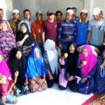 Ratusan Mantan Loyalis IDP di Kecamatan Bolo Proklamir Dukung Syafa'ad