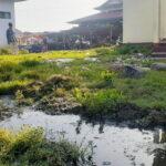 Warga Keluhkan Bau Limbah WC Pasar Sila