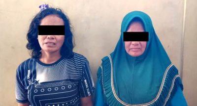 Diduga Mencuri Pakaian di Toko Barokah, 2 Wanita Ini Dibekuk