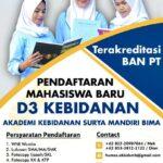 Buka Pendaftaran Mahasiswi Baru, Akbid Surya Mandiri Bima Akan Siapkan Bidan Profesional