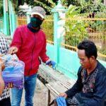 Mantan Aktivis PRD Pahlawan Masker