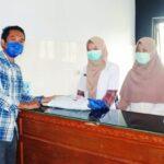 Pemerintah Minta Donasi, DL Memberi di RS Sondosia dan PKM Belo
