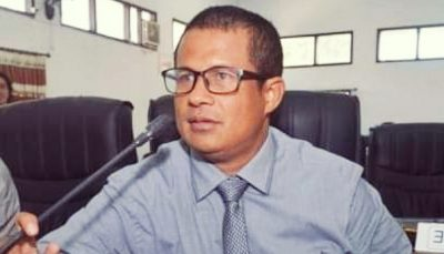 Rafidin Ingatkan Bupati Bima Agar Transparan Kelola Anggaran Covid-19