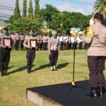 Tinggalkan Tugas, 2 Anggota Polres Bima Kota Dipecat