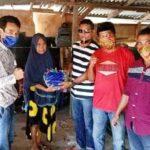 Corona Papar 10 Warga Bima, DL Terus Bergerak Bagikan Masker