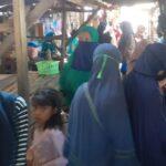 Ramadan Datang, Pengunjung Pasar Sila Mulai Ramai