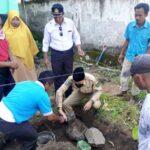 Kadis Dikbud Letakkan Batu Pertama Pembangunan Mushollah SDN 34 Bonto