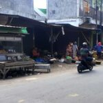 8 Warga Positif Virus Corona, Pemdes Kananga Tutup Pasar Sore Sila