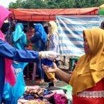 Ikut Bergerak Bersama Syafa'ad, Murni: Warga Harus Tetap Pakai Masker