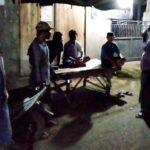 Satgas Covid-19 Kelurahan Santi Patroli Jam Malam