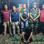 Sat Resmob Brimob NTB Ungkap Pengedar Sabu-Sabu di Desa Tente