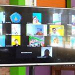 Ketua STIE Bima Pimpin Rapat Online Bahas Pelaksanaan Tridarma PT