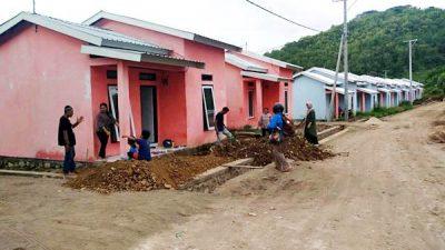 Pemkot Bima Alokasikan Rp 15 Miliar untuk Selesaikan Rumah Relokasi