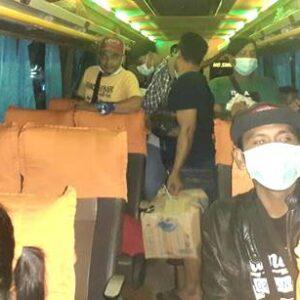 Khawatir Diberlakukan Karantina Wilayah, Puluhan Warga Banten Pulkam