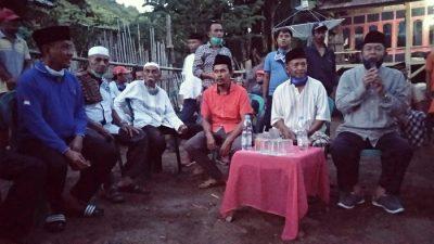 Hadiri Undangan Warga Desa Kowo Sape, 3 Dusun Siap Menangkan Syafa'ad