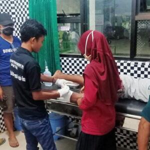 Maling Motor, Petani Ini Ditembak Polisi