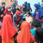 Komunitas Seni Bontomaranu Trauma Healing Anak-Anak Korban Kebakaran Ngali