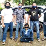 Tim Jatanras Ringkus DPO Kasus Curanmor di Melayu