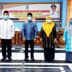 Wawali Bima Lantik 3 Orang Pejabat