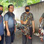 Digrebek, Penjudi Sabung Ayam Kabur ke Gunung