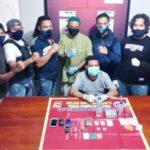 Polisi Ungkap Peredaran 46,86 Gram Sabu-Sabu di Kelurahan Tanjung