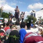 Polisi Fasilitasi Pertemuan dengan DPMDes, PMB Akhiri Blokir Jalan