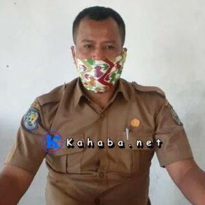 Pemdes Rada Akan Ganti Masker yang tidak Layak Pakai