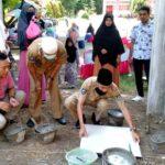 Kadis Dikbud Tinjau Pembangunan Musholla SDN 40 Kota Bima