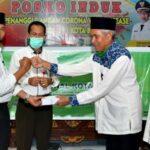 Jelang Idul Fitri 1441 H, Baznas Salurkan 1.200 Zakat Konsumtif