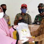 Desa Kambilo Salurkan Bantuan JPS Tahap Pertama