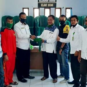 Baznas Kota Bima Salurkan 1.000 Masker
