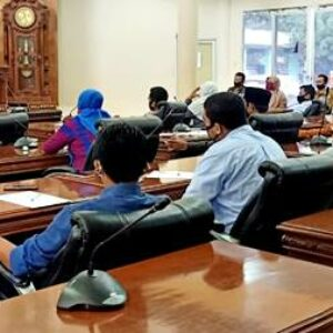 RDP Surat Permohonan Bantuan Lurah Sarae, Ketua Dewan: Harus Berkoordinasi Dengan Pimpinan