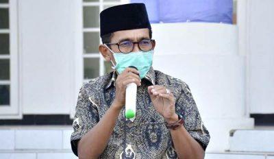 Pelaksanaan Shalat Jumat, Tarawih dan Idul Fitri Diperbolehkan