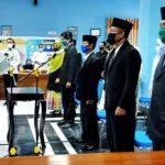 Walikota Bima Utak Atik Belasan Pejabat