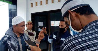Orang Tua Pasien yang Dikarantina Ngamuk di RSU Sondosia