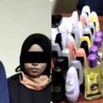 Pasutri Spesialis Pencurian di Mini Market Diringkus