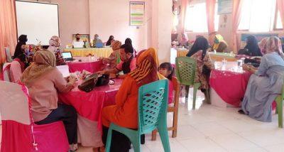 SDN 40 Rapat Terbatas Evaluasi Pelaksanaan Belajar Dari Rumah