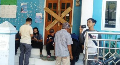 Warga Desak Pemerintah Selesaikan Polemik Dana Covid-19 di Kelurahan Sambinae