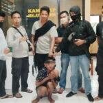 Terlibat Kasus Penusukan, Pemuda di Tambe Diringkus