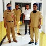 Hari Pertama New Normal, BKPSDM Kota Bima Monev Kehadiran Pegawai